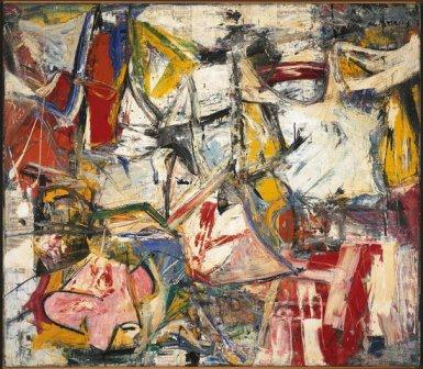 1923 1994 and helen frankenthaler american 1928 abstract expressionism originated in the 1940s and became popular in the 1950s artlex com